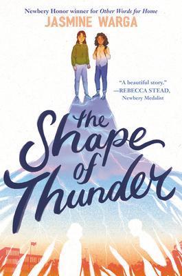 Shape of Thunder by Jasmine Warga