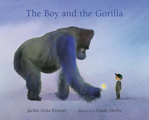 Boy and the Gorilla by Jackie Kramer